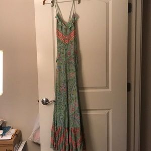 Spell and the gypsy city lights maxi dress